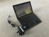 Mint Lenovo MIIX 310, Windows 10, Tablet, laptop, detachable keyboard, CHEAP!