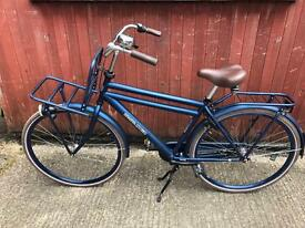 Dutch cargo bike: Sparta Pick-Up