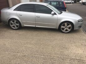 Audi A4 s line cat d for sales running good running condition ‬‬