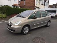 2006 Citreon Xsara Picasso Exclusive 1.6 Hdi - top of the Range model