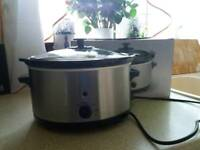 Tesco Slow cooker 3 L used