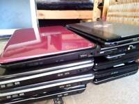 Joblot 11 laptops for spares today only