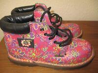 Dr Marten Floral Boots
