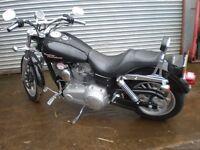 2006 harley davidson1450 cc motorbike