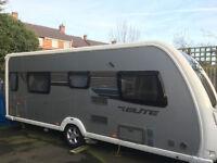 2013 Sterling Elite Opal 4 Berth Caravan - Immaculate Condition, Motormover