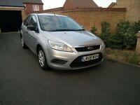 FORD FOCUS 1.6 TDCI DIESEL £30 ROAD TAX PER YEAR NICE AND TIDY CAR