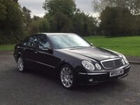 QUICK SALE WANTED! Mercedes-Benz E Class 3.0 E280 CDI 7G-Tronic Diesel Automatic 4door