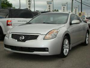 2008 Nissan Altima SE 2 PORTES 3.5  CUIR/TOIT