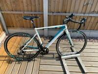 Road bike 13 Intrinsic 54cm spares project bike