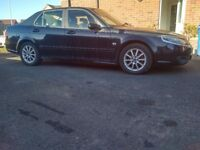 SAAB 9-5 2.0T SE GREAT CONDITION FULL SAAB SERVICE HISTORY MOT 02/19 SWAP or PART EXCHANGE WELCOME