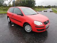 Volkswagen, POLO, Hatchback, 2009, Manual, 1198 (cc), 3 doors