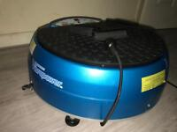 Wibration power plate Can deliver