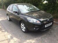 2009 59 Ford Focus 1.8 Zetec Genuine 51K From New And One Owner