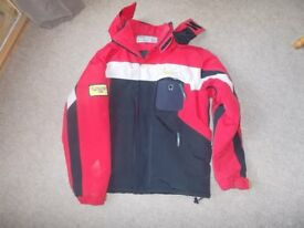 VANS SKI/BOARDING WINTER JACKET.