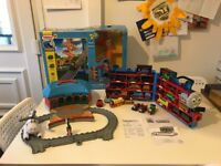 Thomas The Tank Engine & Friends Take Along Trains and Tracks