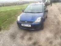 2007 Ford Fiesta 1.4tdci *low mileage*