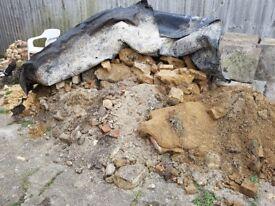 Hardcore / rubble