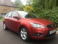 FORD FOCUS ZETEC FULL MOT NO ADVISORIES SERVICE HISTORY FIRST TO SEE WILL BUY