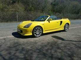 Mr2 roadster 12 month MOT