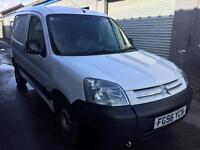 SALE! Bargain Citroen Berlingo 600d lx van, long MOT ready for work