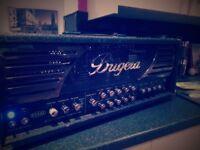 Guitar Amp Bugera 333XL 120- watt, all-tube head & Ibanez 4x100 speaker cabinet
