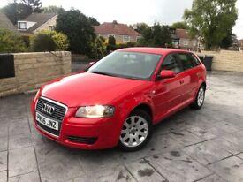 image for Audi, A3, Hatchback, 2007, Manual, 1595 (cc), 5 doors