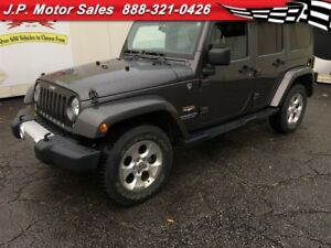 2014 Jeep WRANGLER UNLIMITED Sahara, Automatic, Navigation, A/C,