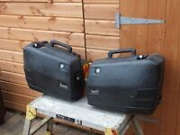 BMW K1100 side panniers. Good condition