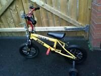 Brand new 12 inch bike perfect condition