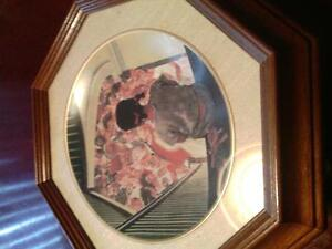 """Norman Rockwell """"A Balcony Seat"""" Collector's Plate"""