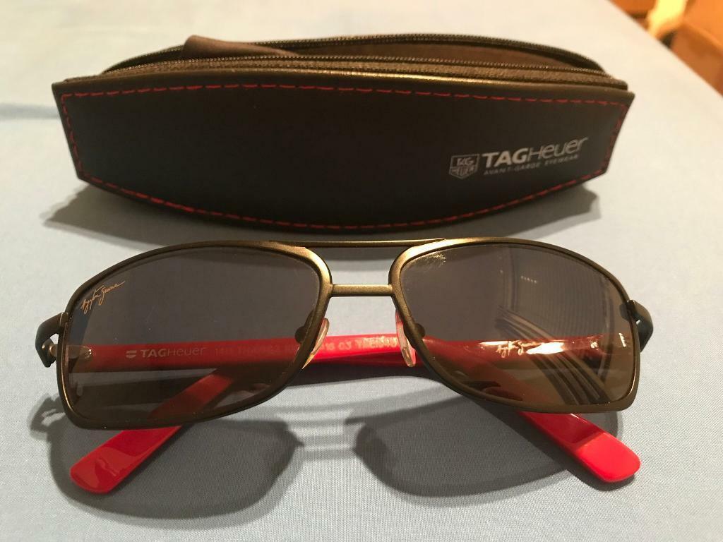 bc7a8f9962381 Tag Heuer Ayrton Senna sunglasses