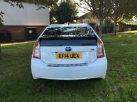 2014 Toyota Prius MOT 2018 SAT NAV Bluetooth Aux Usb in 23K Low Mileage Key less Entry P/X Welcome