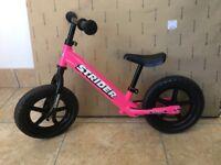 Children's Strider Classic Bike