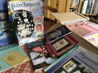 PERGAMANO (PARCHMENT CRAFT) BOOKS