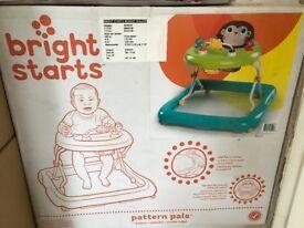 Bright starts monkey walker