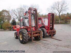 Manitou 226 CP Rough Terrain Forklift