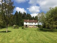 Large Double Room in Stunning Rural Property