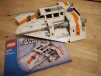 Lego Star Wars Snow Speeder 10129