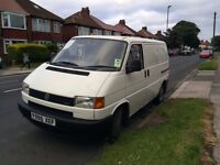 VW Transporter T4, 2.5 TDI, 12mths MOT, Service History, good condition, 2 owners, 215,000 miles