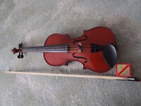 Violin Stentor Student Standard 3/4 and Case