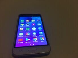 Samsung Galaxy J1(2016) Dual Sim 8GB Smartphone DS-WHITE Unlocked