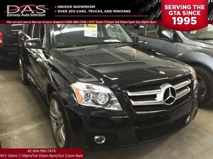 2010 Mercedes-Benz GLK-Class GLK350 4MATIC LEATHER/LOADED