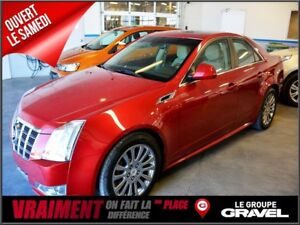 2012 Cadillac CTS Performance Collection AWD - TOIT - NAV