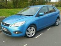 2008 FORD FOCUS 1.6 TDCI STYLE*NEW SHAPE*R.TAX.£30+CHEAP INSURANCE*MINT COND'N*#ASTRA#FIESTA