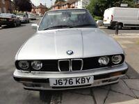 BMW e30 320i Touring Full Service History MOT&TAX