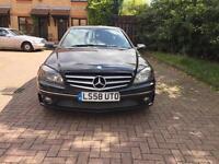Mercedes clc automatic