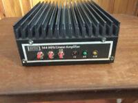 2 Metre VHF 100 watt Amplifier.