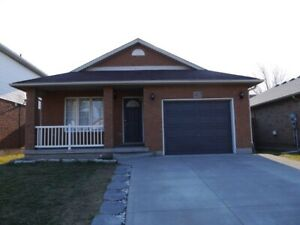 Price reduced for immediate rent- Home in Stoney Creek