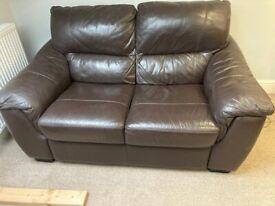 House Clearance: job lot of furniture and appliances (leather sofa, fridge freezer, etc)