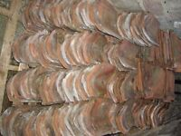 Free Terracotta Roof Tiles-collection only